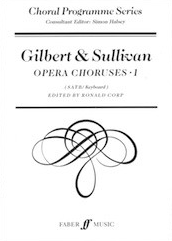 Gilbert and Sullivan Opera Choruses